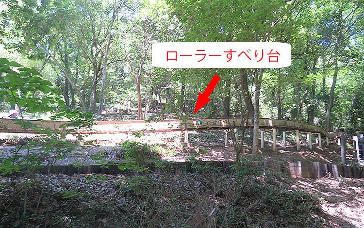 みかもやま公園 ローラーすべり台