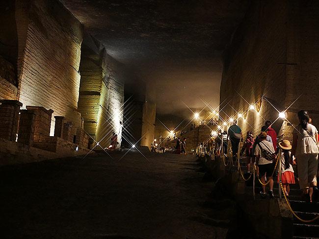 【宇都宮市】大谷資料館の地下坑内は神秘的 - クラーケンハック