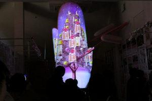 新生姜ミュージアム‗クリスマスプロジェクションマッピング
