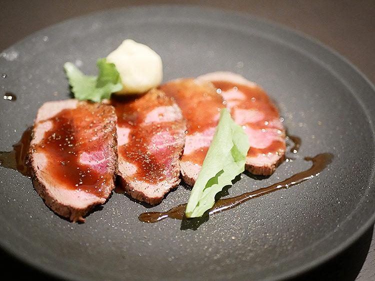 和牛ローストビーフ~和牛の赤身肉を使用~ ¥980