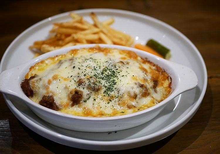 小山和牛チーズカレードリア