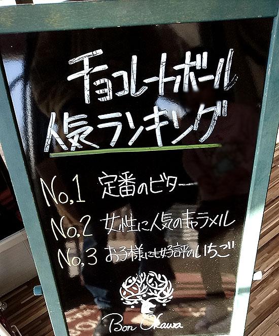 軽井沢チョコレートファクトリー チョコボール人気ランキング