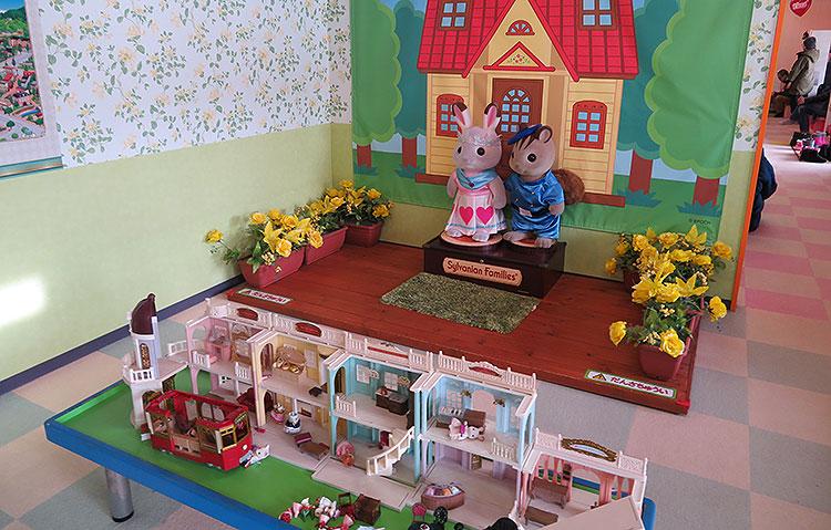 軽井沢おもちゃ王国 おもちゃのお部屋
