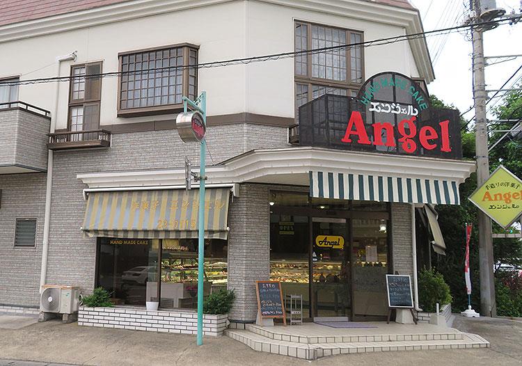 小山市 エンジェル洋菓子店