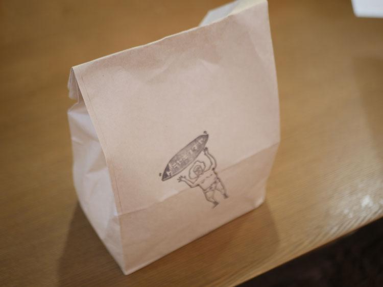 ドラヤキワダヤ‗紙袋