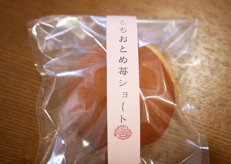 ドラヤキワダヤ‗とちおとめ苺ショート