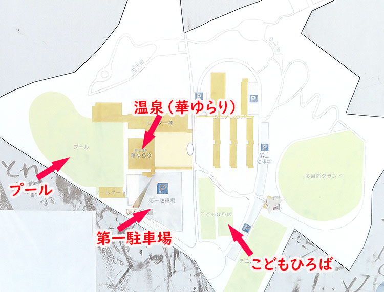 ニューサンピア栃木_地図