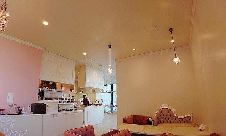 カフェ みこと 店内2