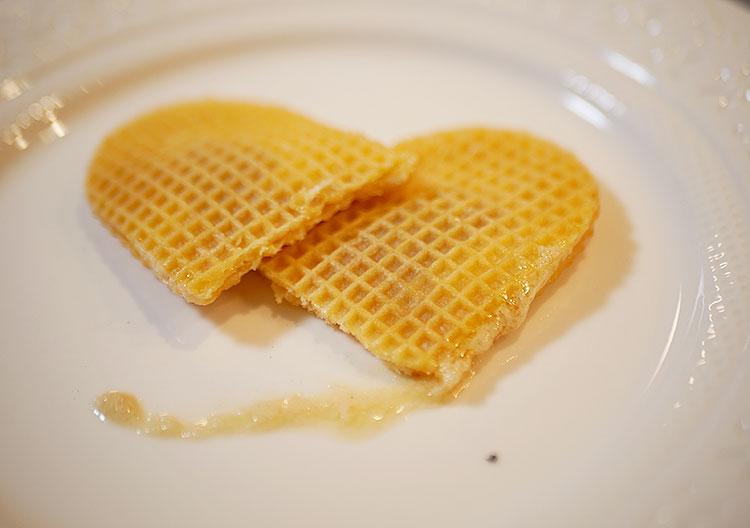 バターのいとこ‗トースター1000W50秒