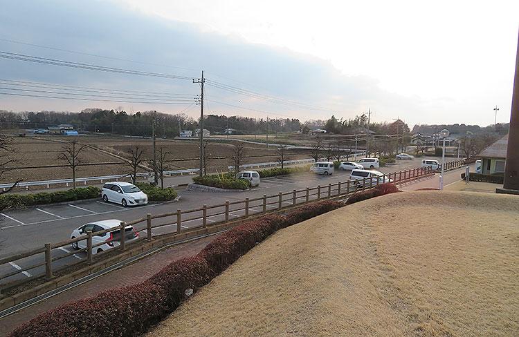 別所山公園‗駐車場