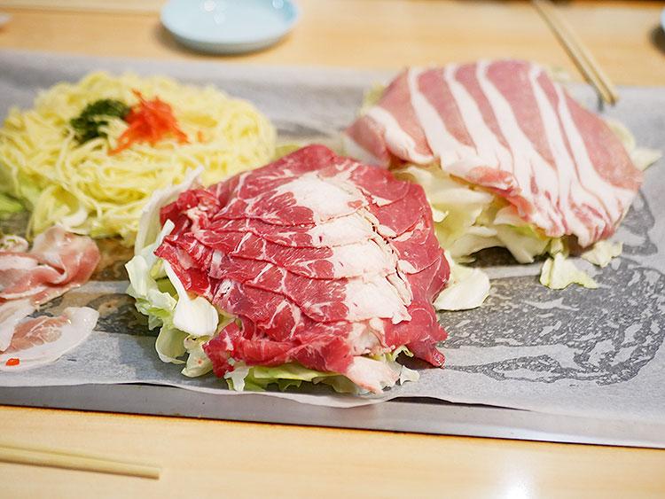 レストラン蒸気汽関車_鉄板焼き
