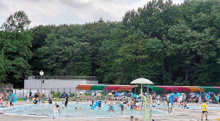 一万人プール‗幼児プール