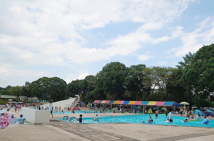 一万人プール‗ちびっこプール