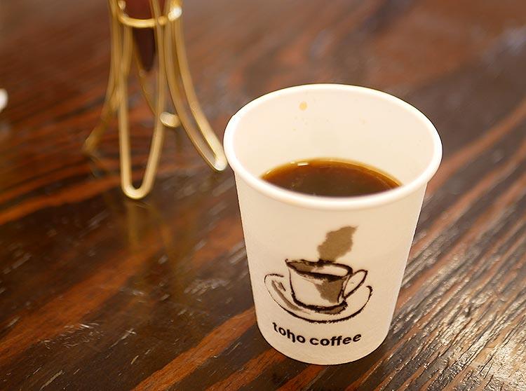 蛸屋_無料コーヒー
