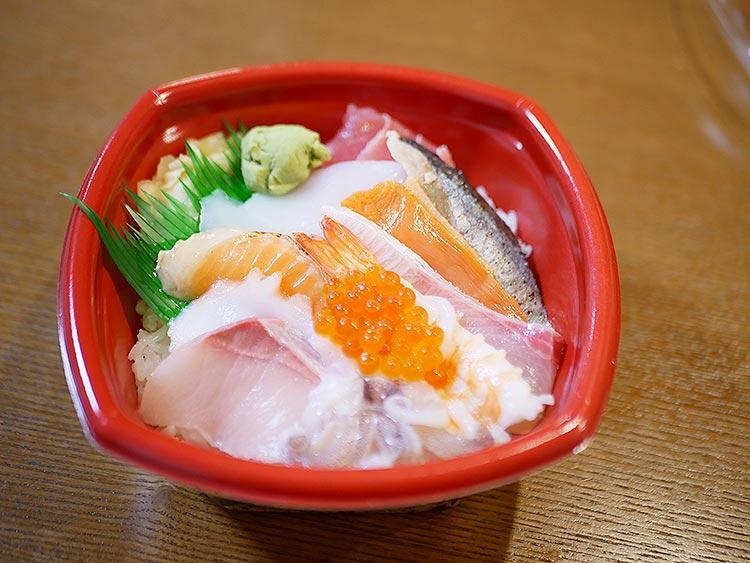 海鮮三昧‗丼丸‗おませか