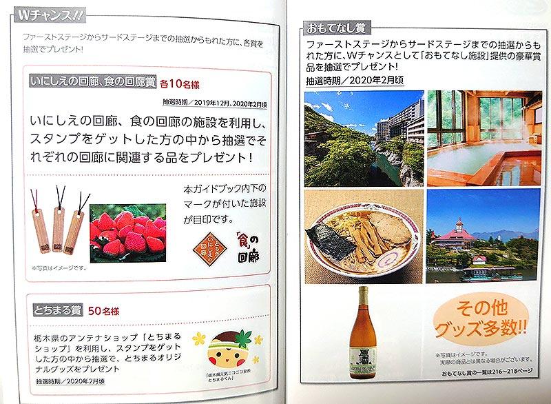 栃木パスポート‗Wチャンス