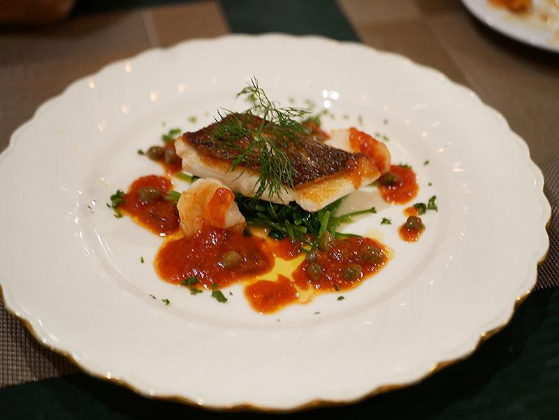 ティーズセルカジェ‗本日のお魚