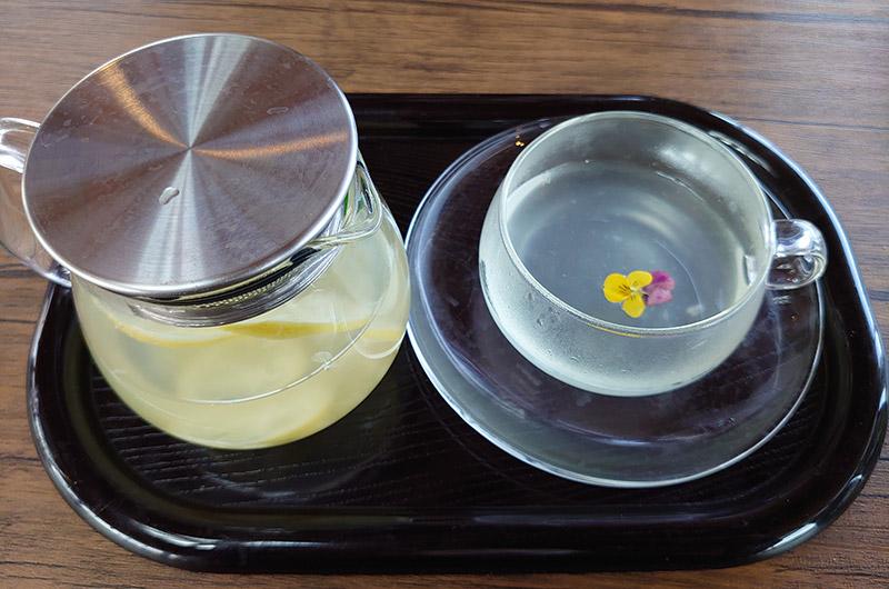 Bonsaicafe(盆栽カフェ)‗自家製レモネード