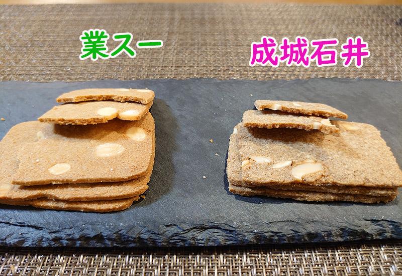 業務スーパー‗vs成城石井